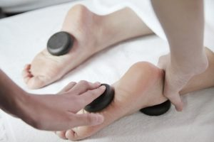 foot massage---ประคบร้อน---หินลาวา---คลายปวดเมื่อย